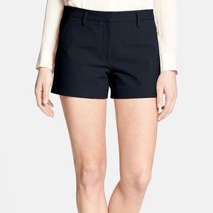 Theory Kasim Shorts Cotton Stretch